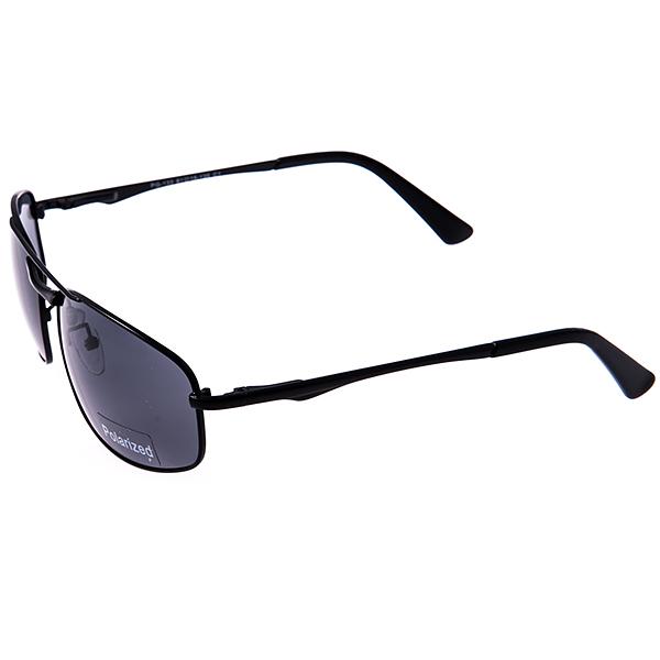 Солнцезащитные очки Selena, цвет: черный. 8003174180031741Стильные солнцезащитные очки Selena выполнены из металла с элементами из высококачественного пластика. Линзы данных очков с высокоэффективным покрытием блокируют слепящий эффект и обеспечивают полную защиту от ультрафиолетовых лучей. Используемый пластик не искажает изображение, не подвержен нагреванию и вредному воздействию солнечных лучей. Такие очки защитят глаза от ультрафиолетовых лучей, подчеркнут вашу индивидуальность и сделают ваш образ завершенным.