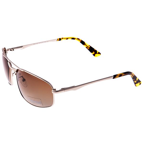 Солнцезащитные очки Selena, цвет: серебряный, коричневый. 80031751 Selena Селена