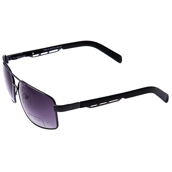 Солнцезащитные очки Selena, цвет: серый, черный. 8003177180031771Универсальные солнцезащитные очки Selena выполнены из металла с элементами из высококачественного пластика. Линзы данных очков с высокоэффективным поляризационным покрытием блокируют слепящий эффект и обеспечивают полную защиту от ультрафиолетовых лучей. Используемый пластик не искажает изображение, не подвержен нагреванию и вредному воздействию солнечных лучей. Такие очки защитят глаза от ультрафиолетовых лучей, подчеркнут вашу индивидуальность и сделают ваш образ завершенным.