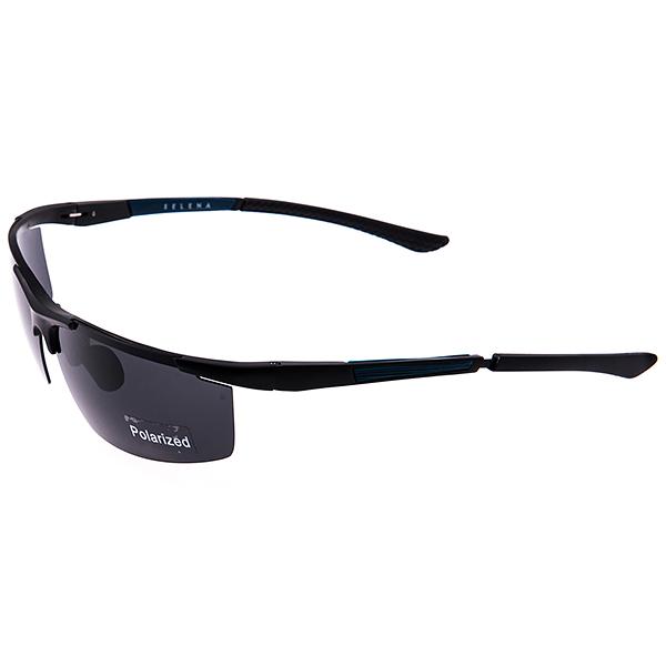 Солнцезащитные очки Selena, цвет: черный. 8003188180031881Универсальные солнцезащитные очки Selena выполнены из металла с элементами из высококачественного пластика. Линзы данных очков с высокоэффективным поляризационным покрытием блокируют слепящий эффект и обеспечивают полную защиту от ультрафиолетовых лучей. Используемый пластик не искажает изображение, не подвержен нагреванию и вредному воздействию солнечных лучей. Дужки дополнены покрытием из пластика и силикона, что обеспечит максимальный комфорт при использовании. Такие очки защитят глаза от ультрафиолетовых лучей, подчеркнут вашу индивидуальность и сделают ваш образ завершенным.