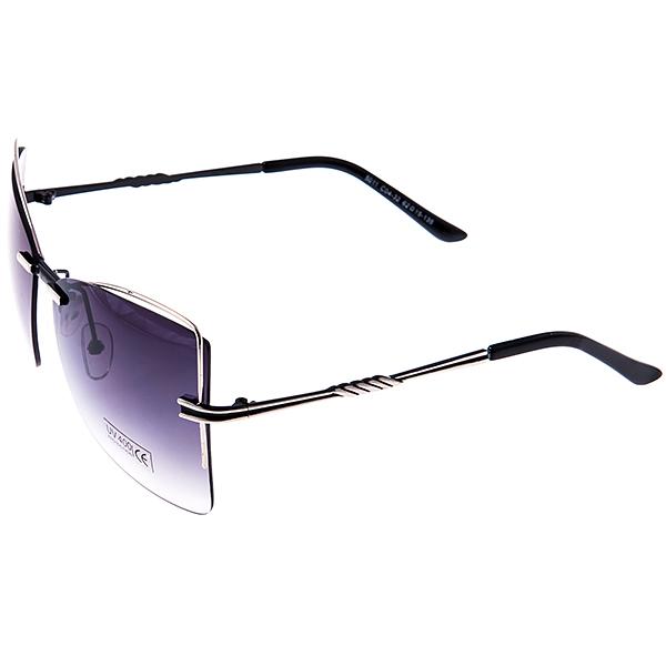 Солнцезащитные очки женские Selena, цвет: черный. 8003250180032501Солнцезащитные женские очки Selena выполнены из металла с элементами из высококачественного пластика, дужки оформлены декоративными элементами. Линзы данных очков с высокоэффективным фильтром UV-400 Protetion обеспечивают полную защиту от ультрафиолетовых лучей. Используемый пластик не искажает изображение, не подвержен нагреванию и вредному воздействию солнечных лучей. Такие очки защитят глаза от ультрафиолетовых лучей, подчеркнут вашу индивидуальность и сделают ваш образ завершенным.