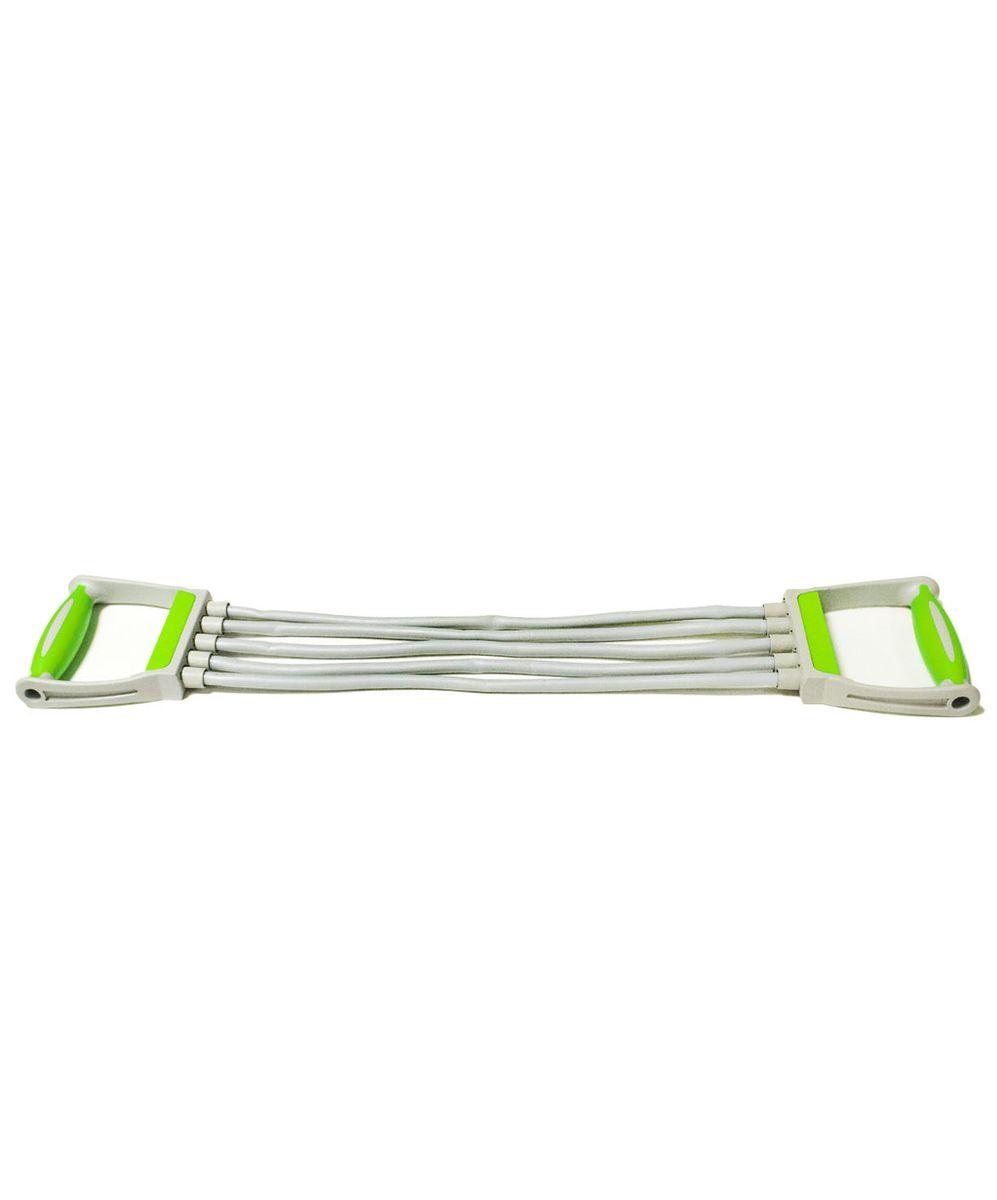"Starfit Эспандер плечевой Star Fit ""ES-102"", 5 струн, цвет: зеленый УТ-00007327"
