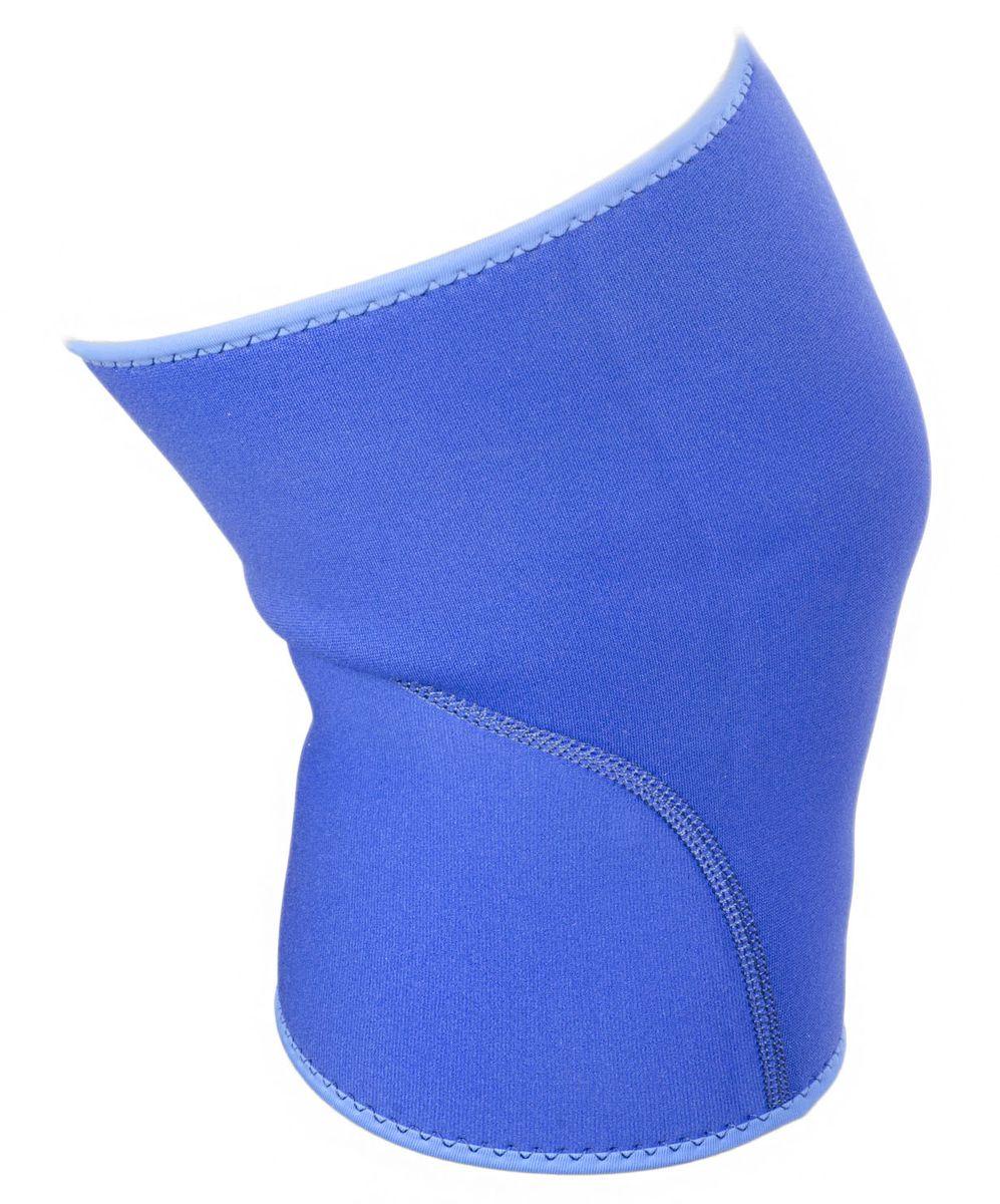 Суппорт колена Star Fit, цвет: синий. SU-501УТ-00007377Суппорт колена SU-501, синий - это эластичный согревающий наколенник от популярного австралийского бренда Star Fit. Суппорт SU-501 обеспечивает поддержку коленного сустава и помогает избежать травмы при нагрузках.