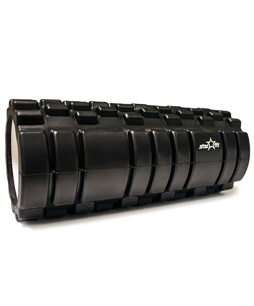 Ролик массажный Star Fit, цвет: черный. FA-503УТ-00007656Ролик массажный FA-503, черный - это ролик для занятий гимнастикой и фитнесом.