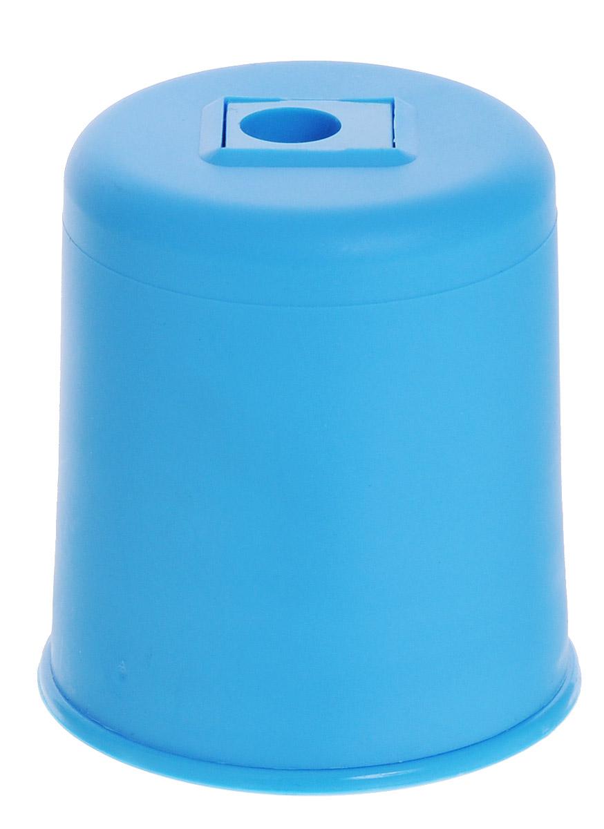 Kum Точилка Pod Ice с контейнером цвет голубой