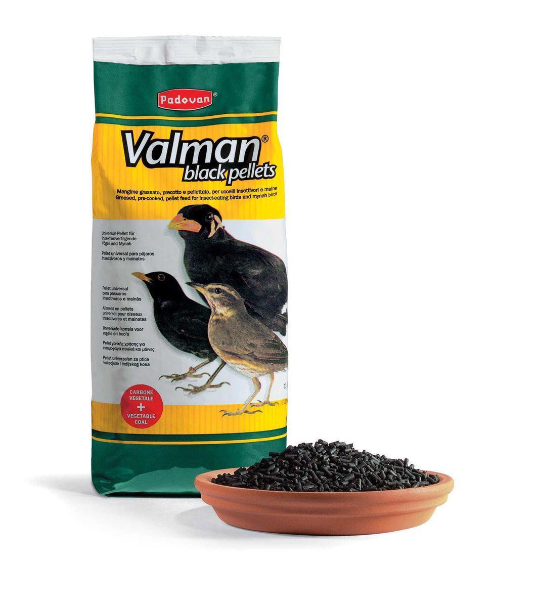 Корм Padovan Valman black pellets дополнительный для насекомоядных птиц, с активированным углем и овощами, 1 кг16900Дополнительный, с повышенным содержанием масел, обжаренный и очищенный корм с древесным углем, обогащен витаминами и аминокислотами для плодоядных и насекомоядных птиц. Особое покрытие гранул улучшает пищеварение и уменьшает запах экскриментов. Оптимальный вариант кормления – смесь с любым кормом Granpatee в соотношении 50 / 50. Состав: растительная мука: кукуруза, ячмень, соя, пшеница, подсолнечник, изюм, можжевеловые ягоды, яблоко, лярд (свиное сало), конопляные семя (1.78%), мёд, растительное масло, натуральные вкусовые добавки, антиоксиданты, консерванты, витамины, DL-метионин, L- лизин.