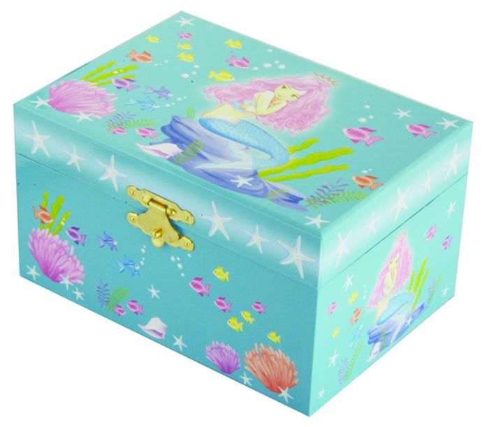 Trousselier Музыкальная шкатулка Box Mermaid