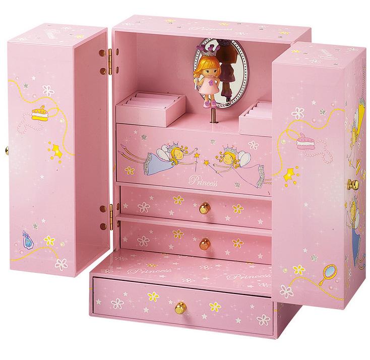 Trousselier Музыкальная шкатулка Cabinet PrincessS51504
