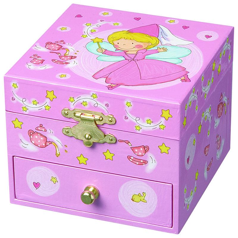 Trousselier Музыкальная шкатулка Fairy & StarsS20702
