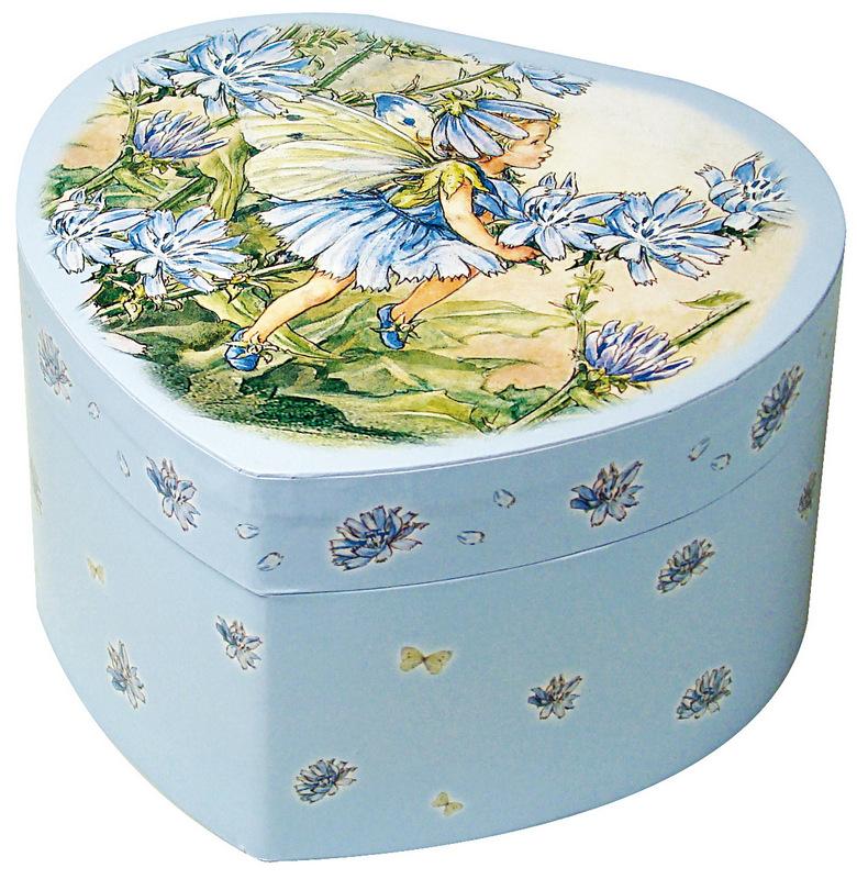 Trousselier Музыкальная шкатулка Fairy CarnationsS30108