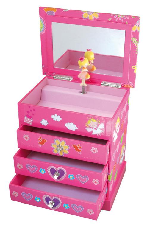 Trousselier Музыкальная шкатулка Girl AngelS236002