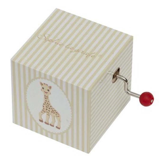 Trousselier Музыкальная шкатулка Handcrank Sophie The GiraffeS70061