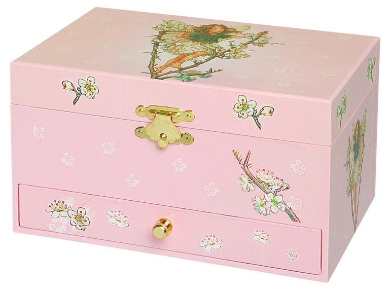 Trousselier Музыкальная шкатулка Jewellery Box Fairy Cherry