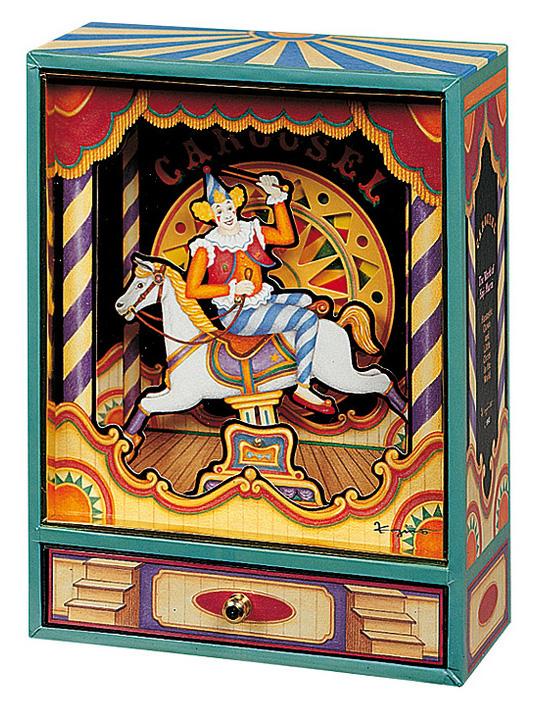 Trousselier Музыкальная шкатулка Large Dancing wS44317