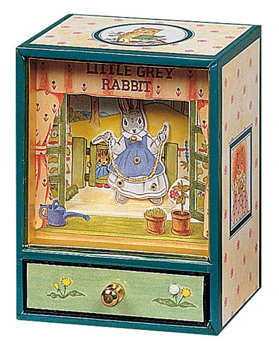 Trousselier Музыкальная шкатулка Little Grey RabbitS42878