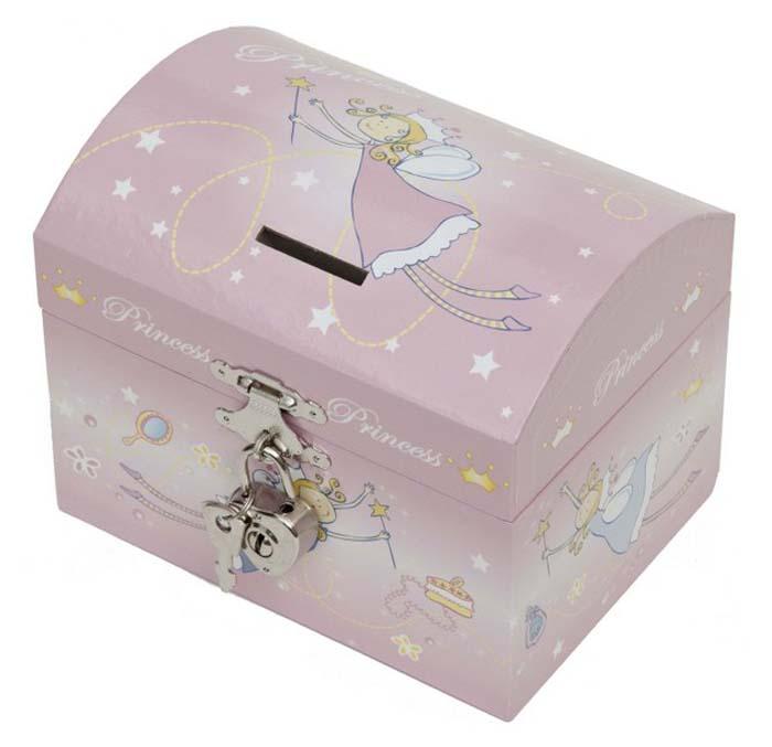 Trousselier Музыкальная шкатулка Princess цвет розовыйS83504
