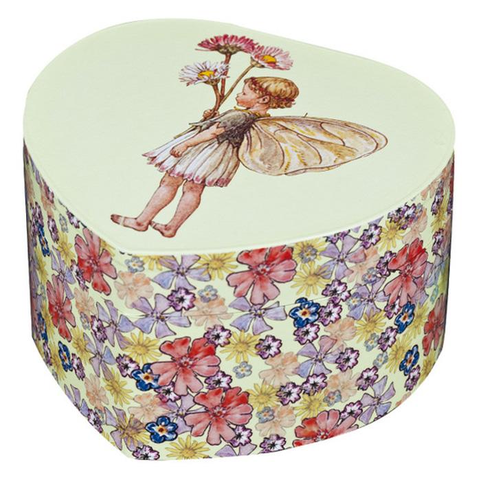 Trousselier Музыкальная шкатулка в форме сердца Fairy DaisyS30106