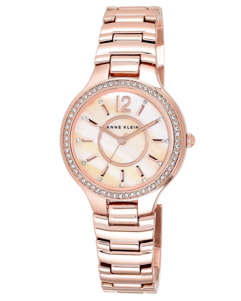 Наручные часы женские Anne Klein, цвет: розовый. 1854RMRG1854RMRGОригинальные и качественные часы Anne Klein