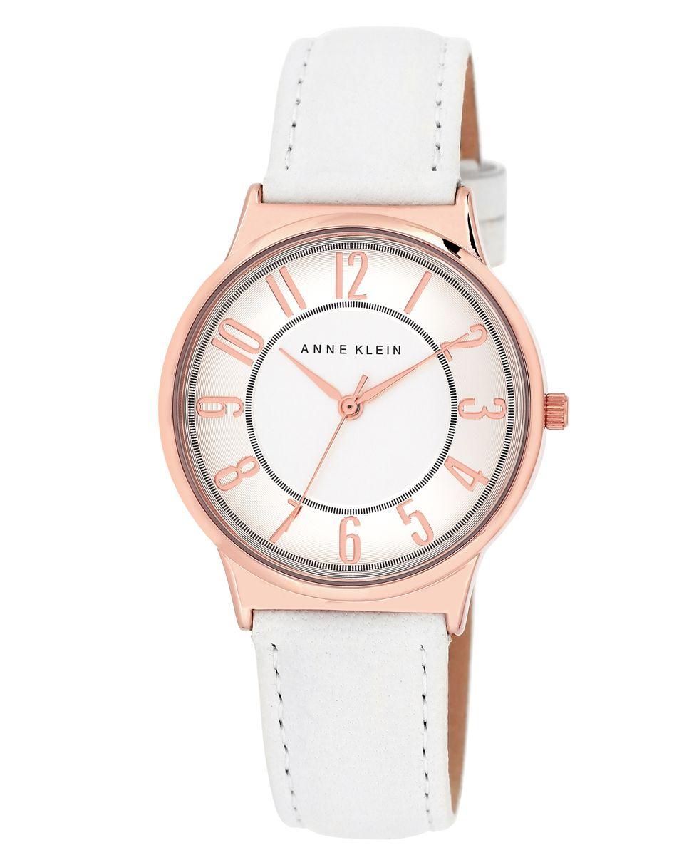 Наручные часы женские Anne Klein, цвет: золотистый. 1928RGWT1928RGWTОригинальные и качественные часы Anne Klein