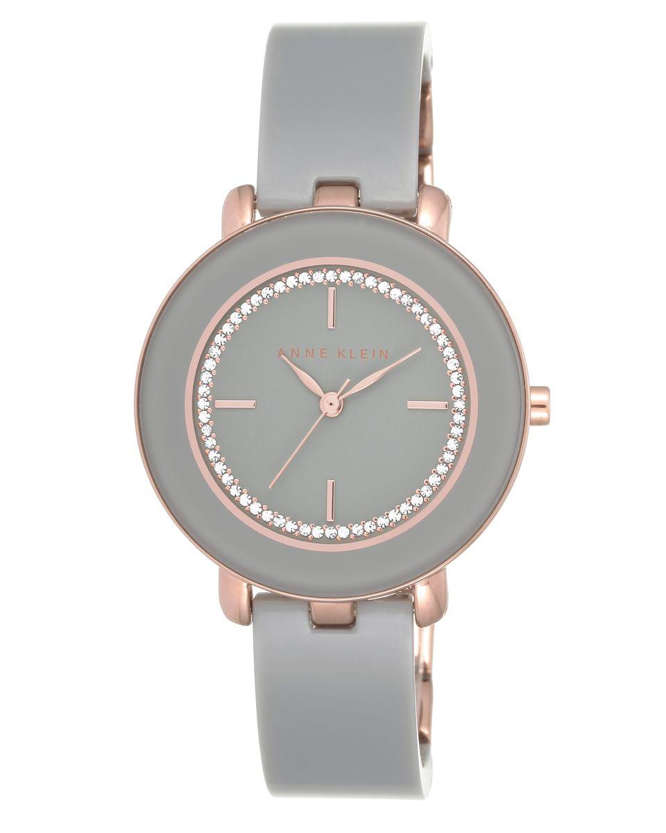 Наручные часы женские Anne Klein, цвет: серый. 1972RGGY1972RGGYОригинальные и качественные часы Anne Klein