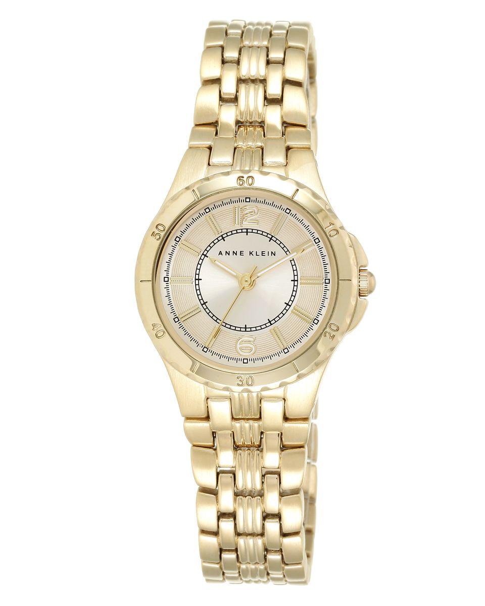 Наручные часы женские Anne Klein, цвет: золотистый. 2128IVGB2128IVGBОригинальные и качественные часы Anne Klein
