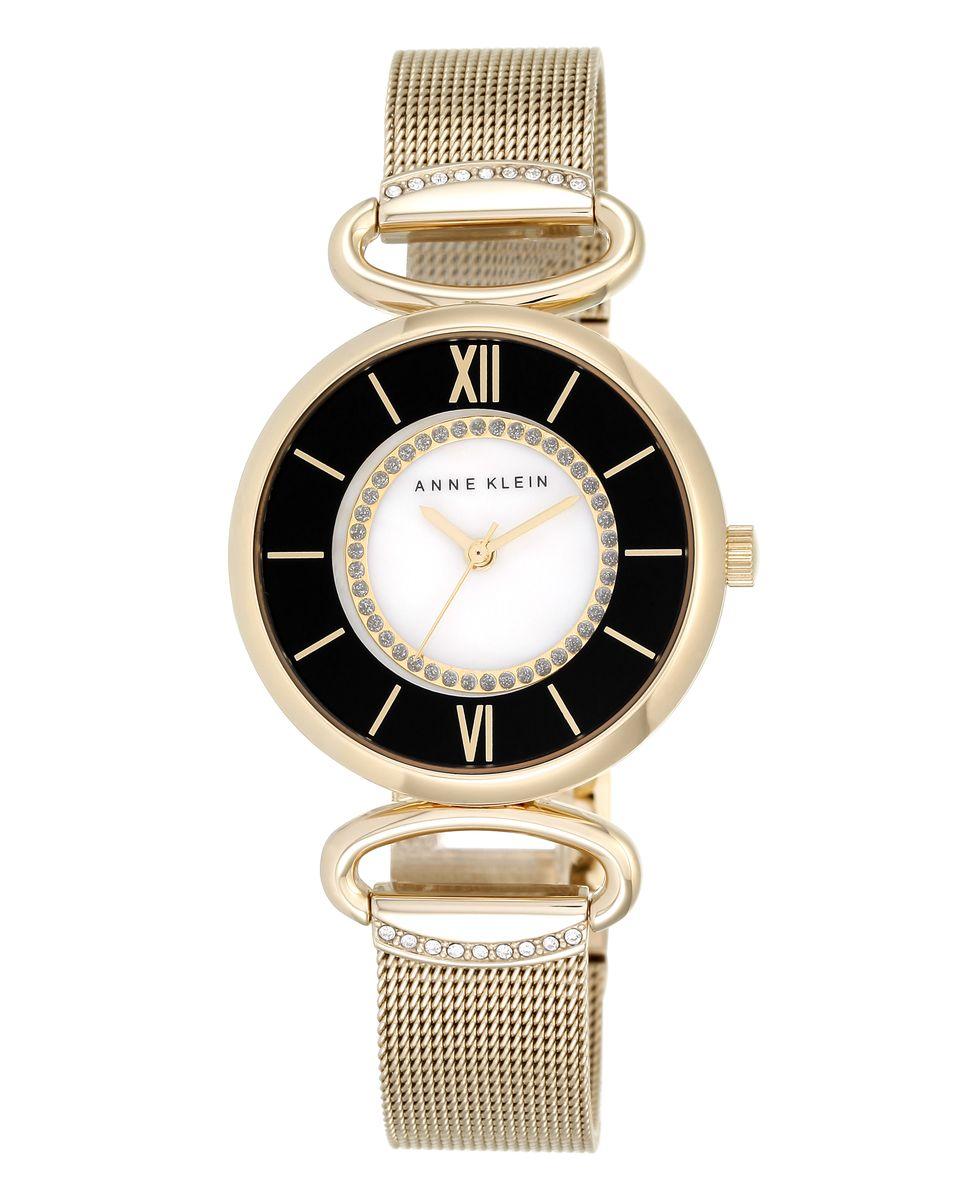 Наручные часы женские Anne Klein, цвет: золотистый. 2150MPGB2150MPGBОригинальные и качественные часы Anne Klein