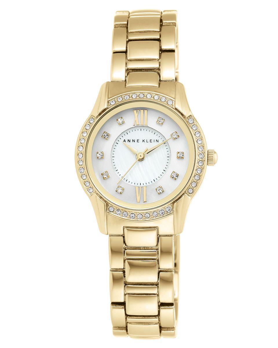 Наручные часы женские Anne Klein, цвет: золотистый. 2160MPGB2160MPGBОригинальные и качественные часы Anne Klein