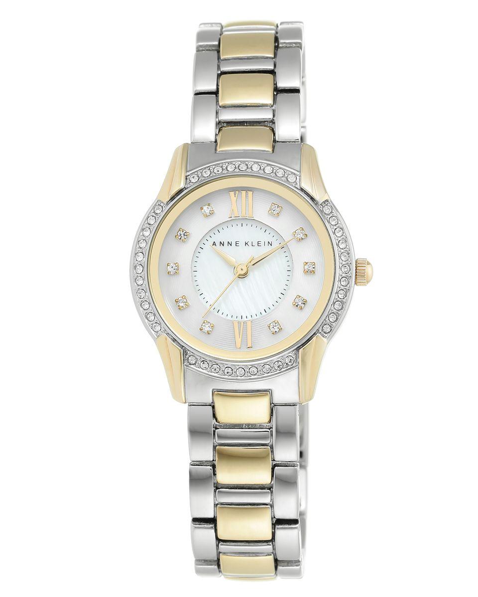 Наручные часы женские Anne Klein, цвет: серый металлик, серый. 2161MPTT2161MPTTОригинальные и качественные часы Anne Klein