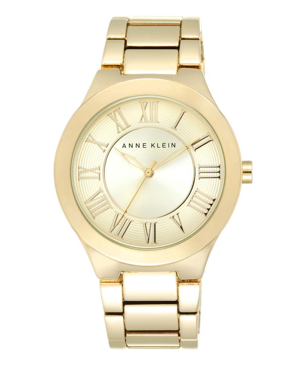 Наручные часы женские Anne Klein, цвет: золотистый. 2186CHGB2186CHGBОригинальные и качественные часы Anne Klein