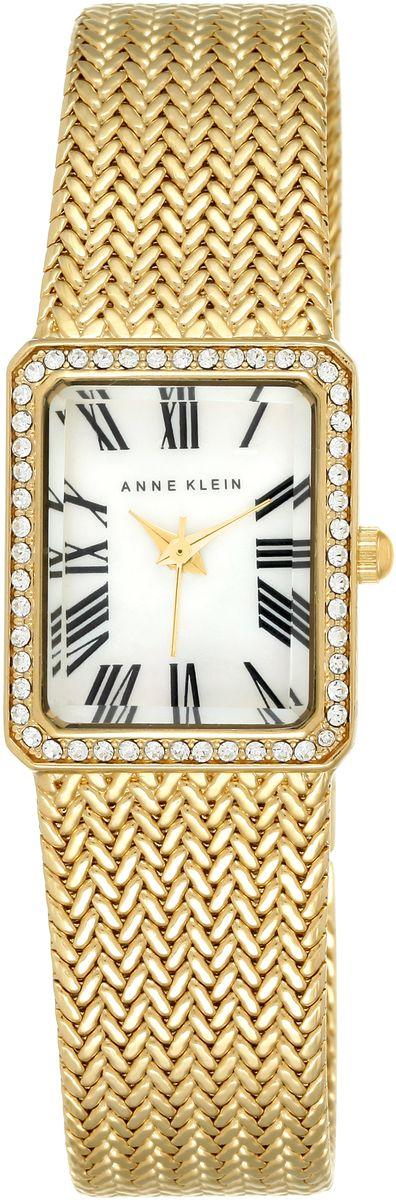 Наручные часы женские Anne Klein, цвет: золотистый. 2194MPGB2194MPGBОригинальные и качественные часы Anne Klein
