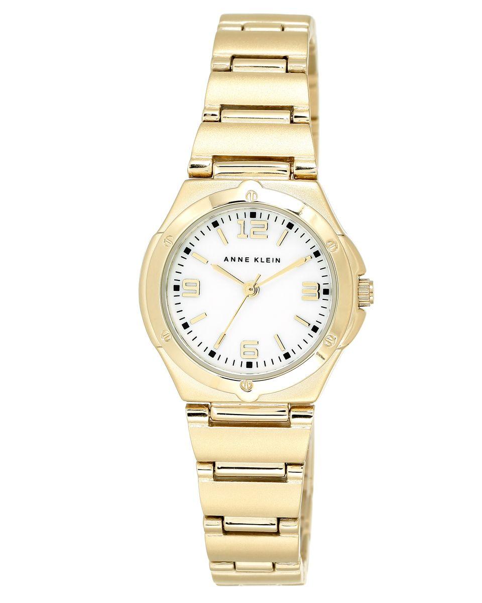 Наручные часы женские Anne Klein, цвет: золотистый. 8654MPGB8654MPGBОригинальные и качественные часы Anne Klein