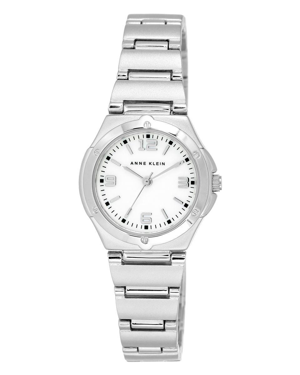 Наручные часы женские Anne Klein, цвет: серый металлик, серый. 8655MPSV8655MPSVОригинальные и качественные часы Anne Klein