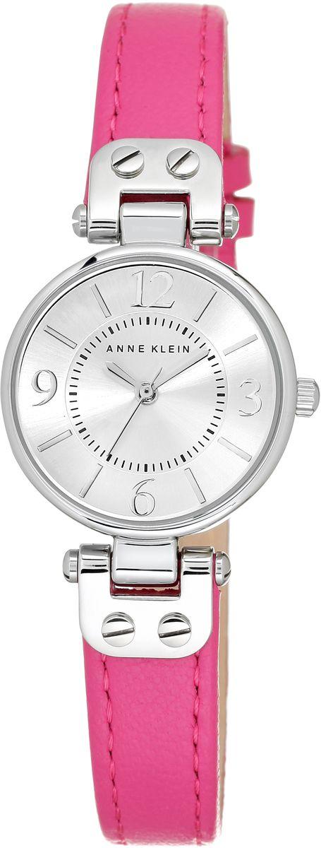 Наручные часы женские Anne Klein, цвет: серый металлик, розовый. 9443SVPK9443SVPKОригинальные и качественные часы Anne Klein