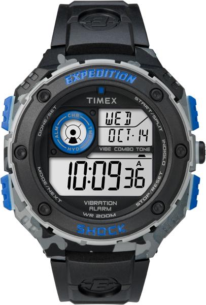 Наручные часы мужские Timex, цвет: черный. TW4B00300TW4B00300Оригинальные и качественные часы Timex