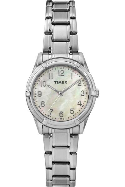 Наручные часы женские Timex, цвет: серый металлик, серый. TW2P76000TW2P76000Оригинальные и качественные часы Timex
