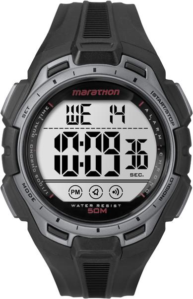 Наручные часы мужские Timex, цвет: серый, черный. TW5K94600TW5K94600Оригинальные и качественные часы Timex