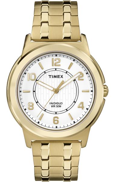 Наручные часы женские Timex, цвет: золотистый. TW2P62000TW2P62000Оригинальные и качественные часы Timex