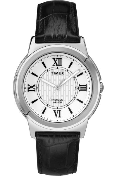 Наручные часы женские Timex, цвет: серый металлик, черный. T2P520T2P520Оригинальные и качественные часы Timex