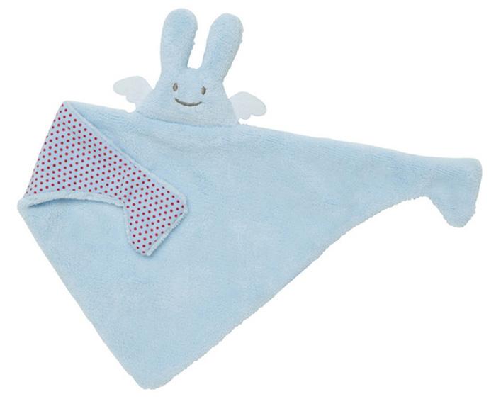 Trousselier Мягкая игрушка Зайка с крылышками цвет голубойV1030 02
