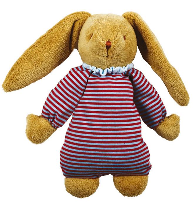 Trousselier Мягкая игрушка Зайка с музыкой цвет в полоску 25 смVM791 97