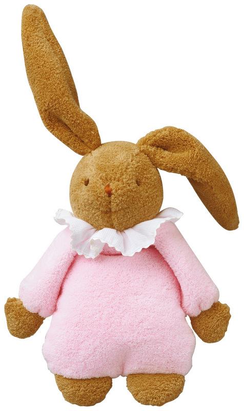 Trousselier Мягкая игрушка Зайка с музыкой цвет розовый 25 смVM791 69