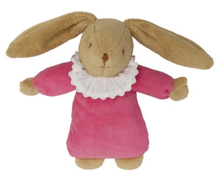 Trousselier Мягкая игрушка Зайка с музыкой цвет фуксия 25 смVM791 11