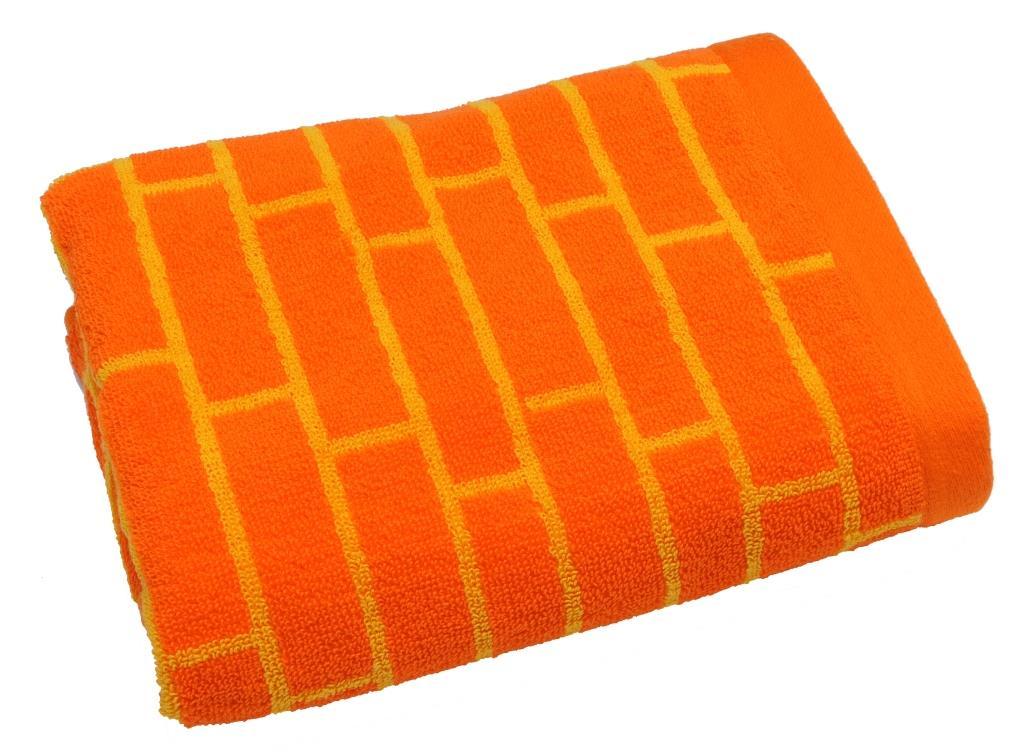 Набор махровых полотенец Toalla Эко, цвет: оранжевый, 2 шт00000000024-2Комплект из двух банных полотенец 50х90 см см и 70х140 см. Продукция высокого качества, сделана из натурального материала, 100% хлопок, прекрасно впитывает влагу. Комплект упакован в подарочный пакет и послужит приятным и полезным подарком.
