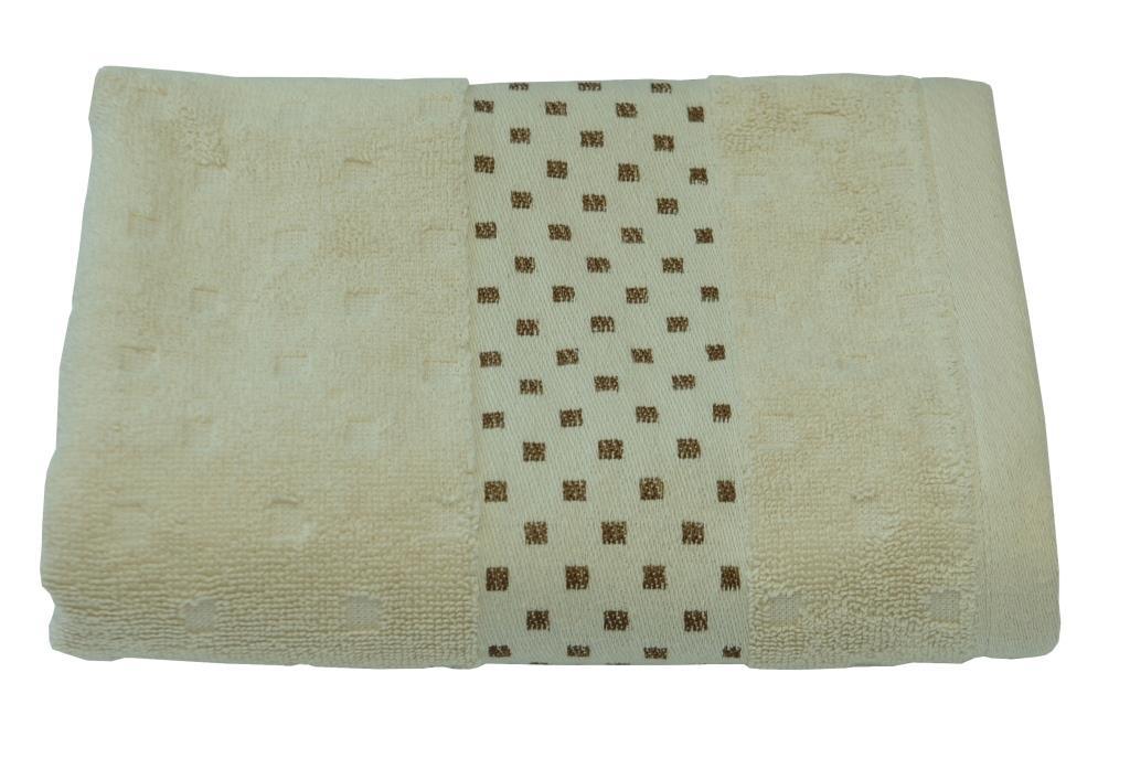 Полотенце махровое Toalla Кеннет, цвет: песочный, 50 x 90 см00000000036Махровое полотенце Кеннет 50х90 см см. Продукция высокого качества, сделана из натурального материала, 100% хлопок, прекрасно впитывает влагу.