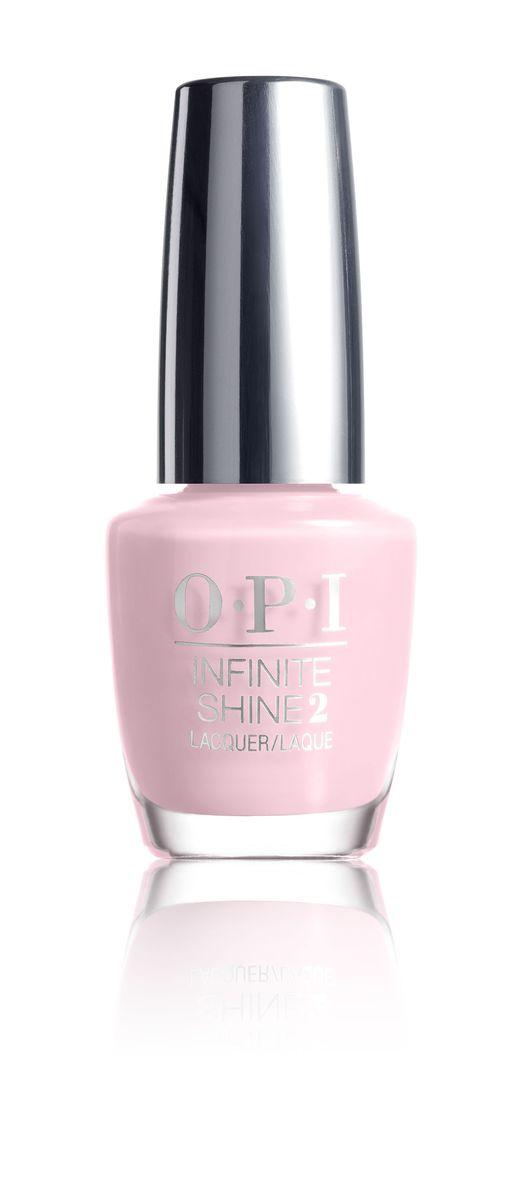 """OPI Infinite Shine Лак для ногтей Pretty Pink Perseveres, 15 млISL01""""Линия Infinite Shine была разработана в ответ на желание покупателей получить лаковые покрытия, по свойствам не уступающие гелевым, которые при этом имели бы самые модные оттенки, обладали уникальной формулой и носили культовые имена, которыми так знаменита компания OPI,"""" - объясняет Сюзи Вайс-Фишманн, соучредитель и исполнительный вице-президент OPI. """"Покрытие Infinite Shine наносится и снимается точно так же, как и обычные лаки для ногтей, однако вы получаете те самые блеск и стойкость, которые отличают гелевую формулу!"""" Палитра Infinite Shine включает в себя широкий спектр оттенков, от нейтральных до ярко-красных, оранжевых, розовых, а далее до темно-серых, синих и черного. Лаки Infinite Shine имеют запатентованную формулу. Каждый флакон снабжен эксклюзивной кистью ProWide™ для идеального нанесения."""