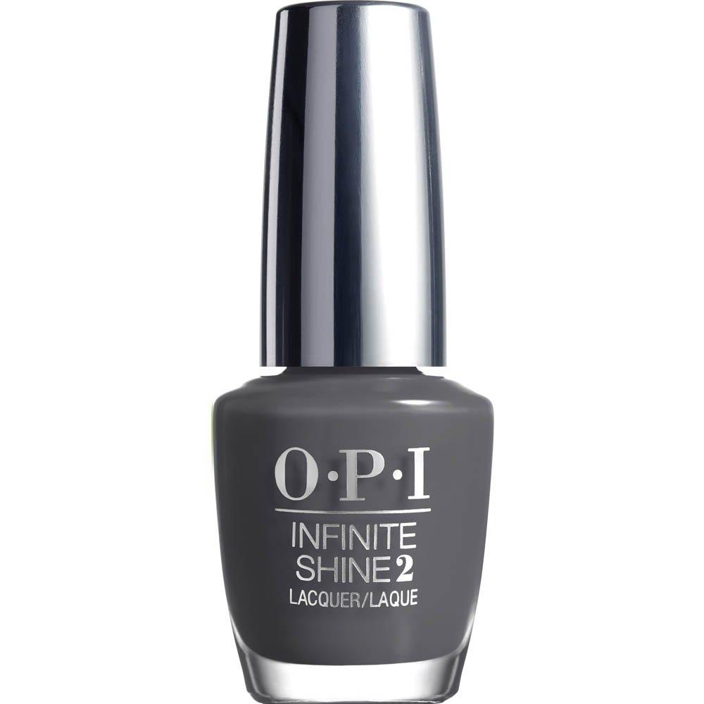 """OPI Infinite Shine Лак для ногтей Steel Waters Run Deep, 15 млISL27""""Линия Infinite Shine была разработана в ответ на желание покупателей получить лаковые покрытия, по свойствам не уступающие гелевым, которые при этом имели бы самые модные оттенки, обладали уникальной формулой и носили культовые имена, которыми так знаменита компания OPI,"""" - объясняет Сюзи Вайс-Фишманн, соучредитель и исполнительный вице-президент OPI. """"Покрытие Infinite Shine наносится и снимается точно так же, как и обычные лаки для ногтей, однако вы получаете те самые блеск и стойкость, которые отличают гелевую формулу!"""" Палитра Infinite Shine включает в себя широкий спектр оттенков, от нейтральных до ярко-красных, оранжевых, розовых, а далее до темно-серых, синих и черного. Лаки Infinite Shine имеют запатентованную формулу. Каждый флакон снабжен эксклюзивной кистью ProWide™ для идеального нанесения."""