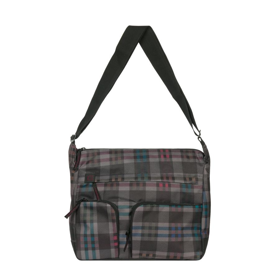 Сумка молодежная Grizzly, цвет: серый , 15 л. MM-600-2/2MM-600-2/2Молодежная сумка, одно отделение, два плоских передних кармана на молнии, плоский передний карман на молнии, задний карман на молнии, внутренний карман на молнии, внутренний карман-органайзер, регулируемый плечевой ремень