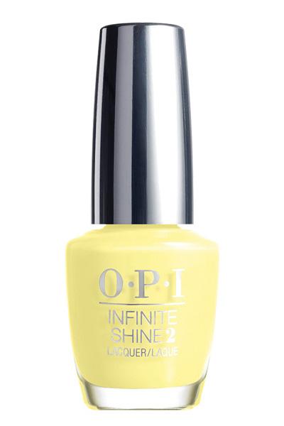 OPI Infinite Shine Лак для ногтей Bee Mine Forever, 15 млISL38-«Линия Infinite Shine была разработана в ответ на желание покупателей получить лаковые покрытия, которые не уступают гелевым, имеют самые модные оттенки, обладают уникальной формулой и носят культовые имена, которыми так знаменита компания OPI», — объясняет Сюзи Вайс- Фишманн, соучредитель и исполнительный вице-президент OPI. -«Покрытие Infinite Shine наносится и снимается точно так же, как и обычные лаки для ногтей, однако вы получаете те самые блеск и стойкость, которые отличают гелевую формулу!» Палитра Infinite Shine включает в себя широкий спектр оттенков,: от нейтральных до ярко-красных, оранжевых, розовых, а далее до темно-серых, синих и черного. В лаках Infinite Shine используется запатентованная формула. Каждый флакон снабжен эксклюзивной кистью ProWide™ для идеального нанесения.