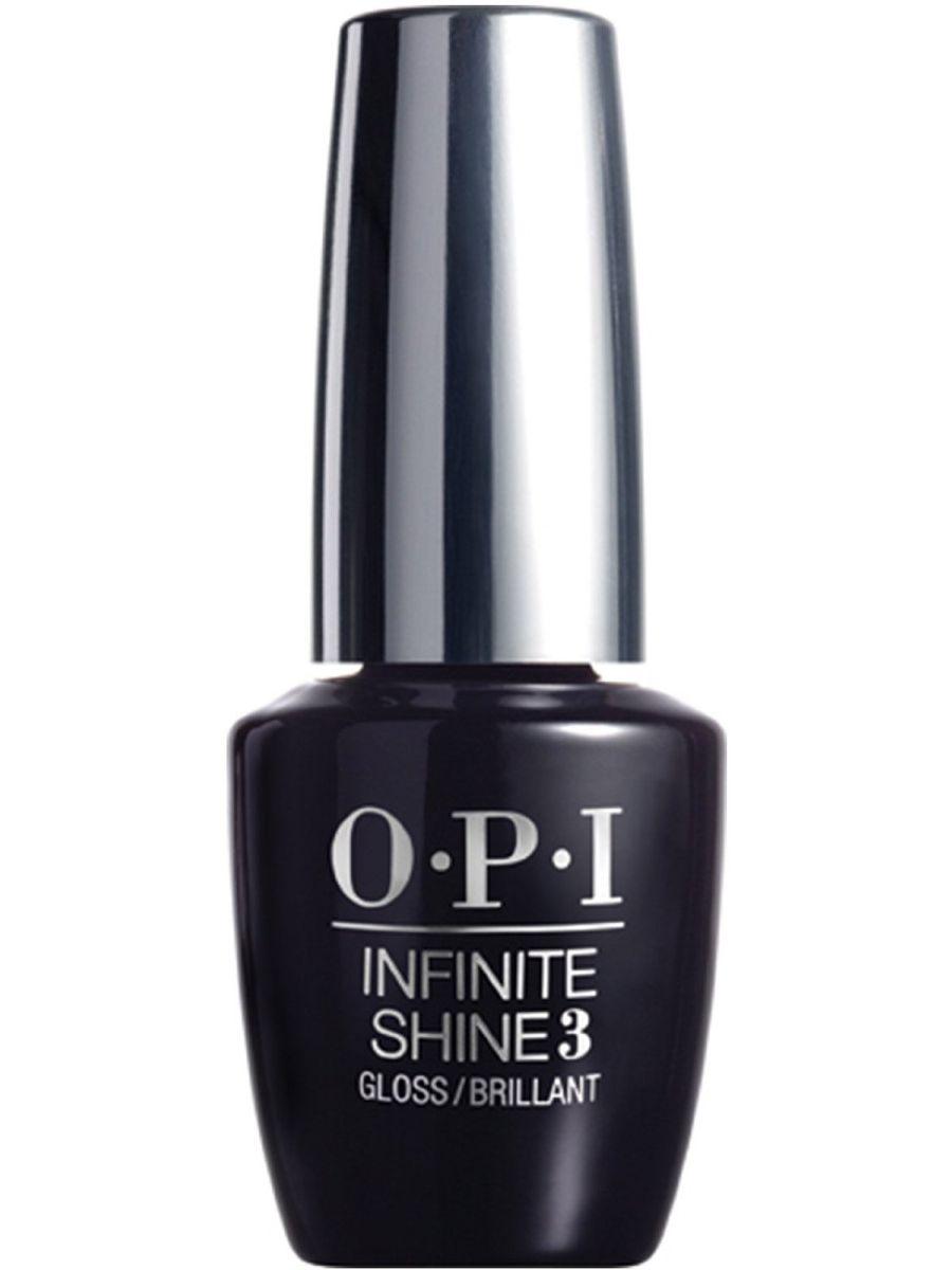 OPI Infinite Shine Top Coat Верхнее покрытие для ногтей, 15 мл