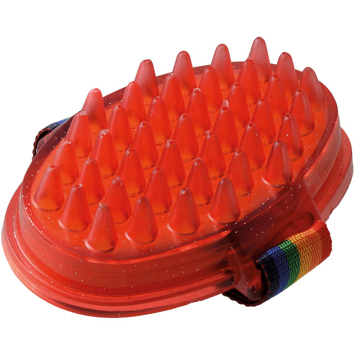 Щетка резиновая на руку для мытья и массажа Hello Pet, с емкостью для шампуня3356Рукавица предназначена для чистки шерсти у животных.